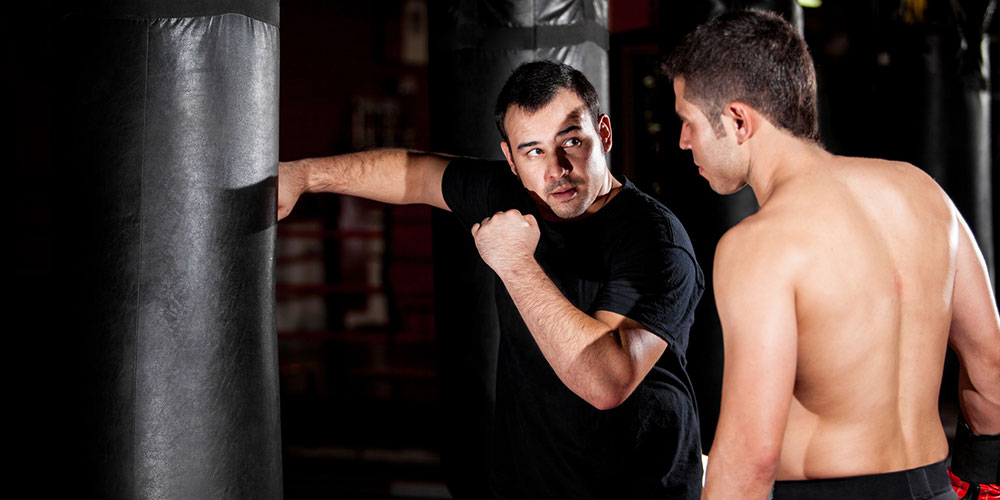 Обучение боксу